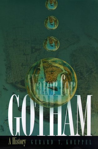 Water for Gotham: A History 9780691011394