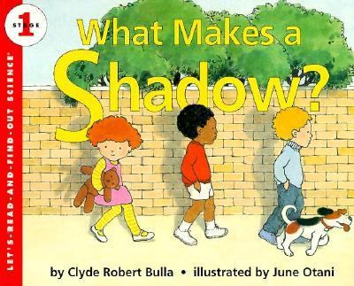 What Makes a Shadow? Book and Tape: What Makes a Shadow? Book and Tape 9780694700813