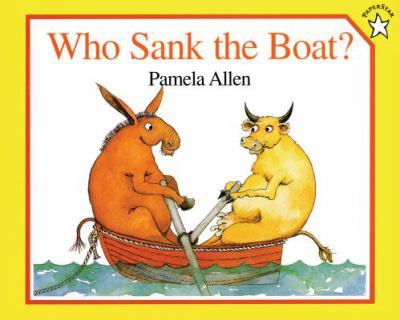 Who Sank the Boat? 9780698113732