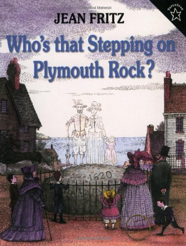 Who's That Stepping on Plymouth Rock? 9780698116818