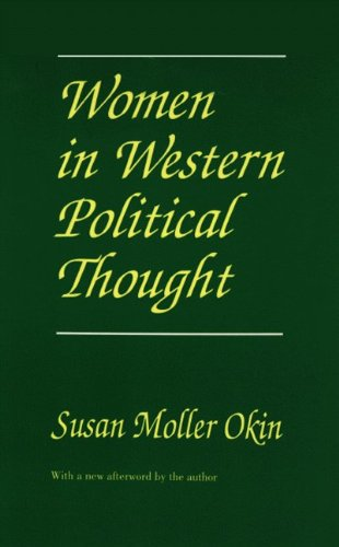 Women in Western Political Thought 9780691076133