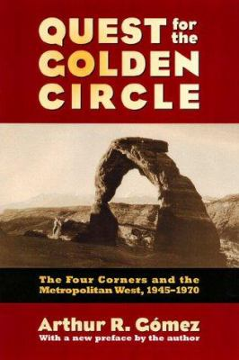 Quest for the Golden Circle (PB) 9780700610655