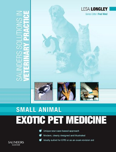 Small Animal Exotic Pet Medicine 9780702029851