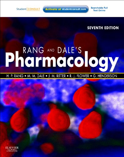 Rang and Dale's Pharmacology [With Access Code] 9780702034718