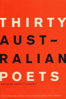 Thirty Australian Poets 9780702239144