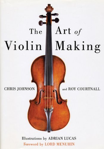 Art of Violin Making 9780709058762