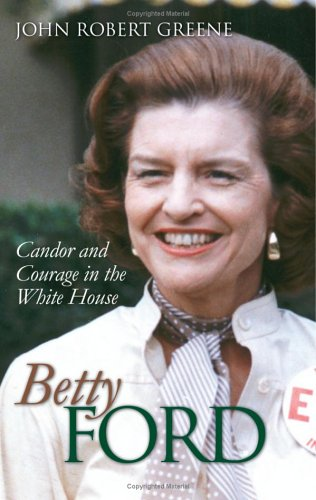 Betty Ford 9780700613540