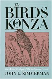 Birds of Konza - Zimmerman, John L.