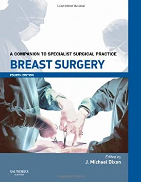 Breast Surgery 9780702030123