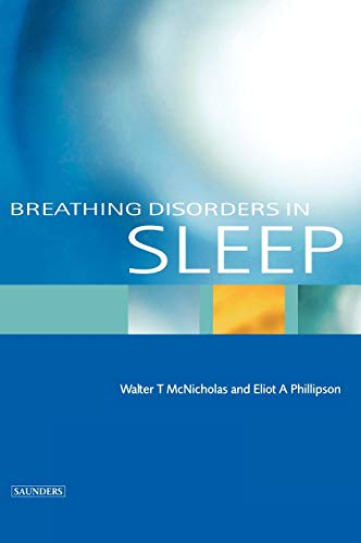 Breathing Disorders in Sleep 9780702025105