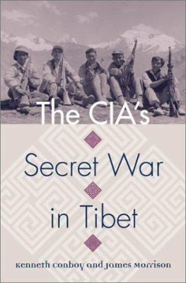 CIA's Secret War in Tibet 9780700611591