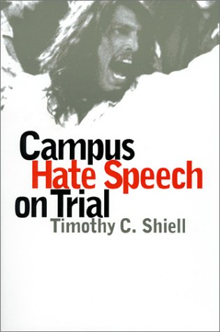Campus Hate Speech on Trial 9780700608898