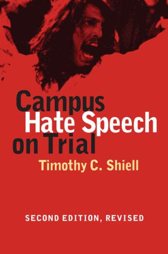 Campus Hate Speech on Trial 9780700616480