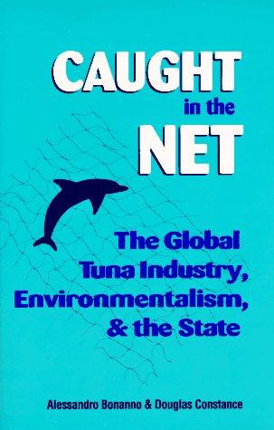 Caught in the Net (PB) 9780700607396