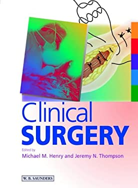 Clinical Surgery 9780702015885