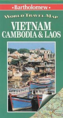 Collins Vietnam/Cambodia/Laos 9780702831294