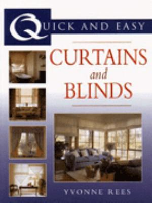 Curtains and Blinds 9780706376302
