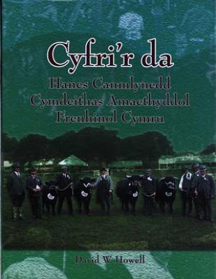 Cyfri'r Da: Hanes Canmlynedd Cymdeithas Amaethyddol Frenhinol Cymru 9780708318416