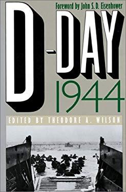 D-Day, 1944 (PB) 9780700606740