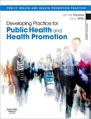 Developing Practice for Public Health and Health Promotion 9780702034046