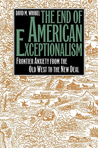 End of American Exceptionalism (PB 9780700607815