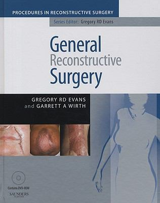 General Reconstructive Surgery [With Dvdrom] 9780702029257