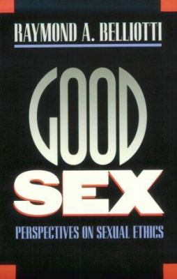 Good Sex (PB) 9780700606054
