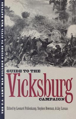 Guide to the Vicksburg Campaign 9780700609239