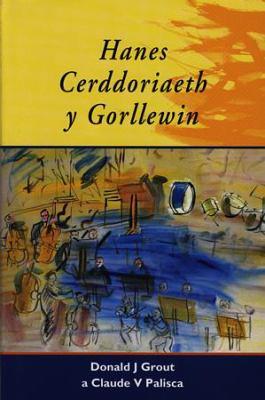 Hanes Cerddoriaeth y Gorllewin 9780708313503
