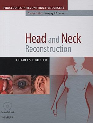 Head and Neck Reconstruction [With Dvdrom] 9780702029264
