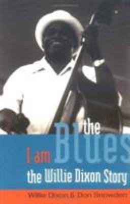Willie dixon i am the blues book