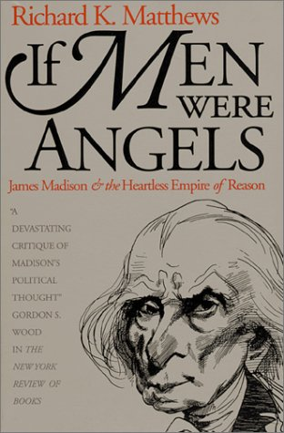 If Men Were Angels 9780700606436