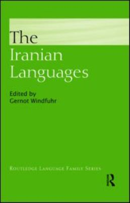 The Iranian Languages 9780700711314