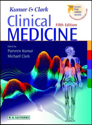 Kumar & Clark Clinical Medicine: - 5th Edition