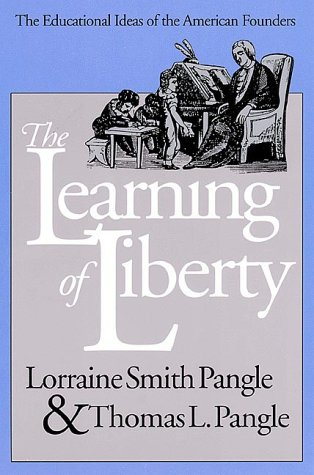 Learning of Liberty (PB) 9780700607464
