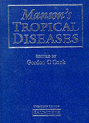 Manson's Tropical Diseases 9780702017643