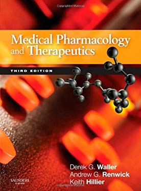 Medical Pharmacology and Therapeutics 9780702029912