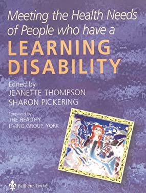 Meeting the Health Needs of People Who Have a Learning Disability 9780702025327