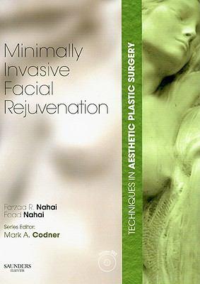 Minimally Invasive Facial Rejuvenation [With DVD] 9780702030888