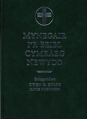 Mynegair i'r Beibl Cymraeg Newydd 9780708314319