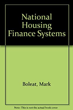 National Housing Finance Systems: A Comparative Study