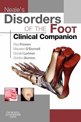 Neale's Disorders of the Foot Clinical Companion 9780702031717