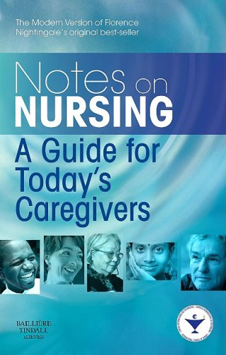 Notes on Nursing: A Guide for Today's Caregivers 9780702034237