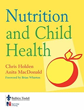 Nutrition and Child Health 9780702024214