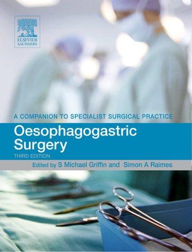 Oesophagogastric Surgery 9780702027352