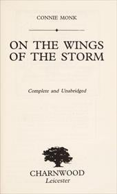 On the Wings of the Storm 2585104