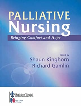 Palliative Care: Bringing Comfort and Hope 9780702024221