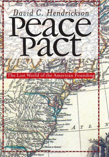 Peace Pact 9780700612376