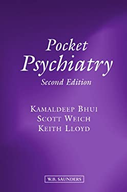 Pocket Psychiatry 9780702026317