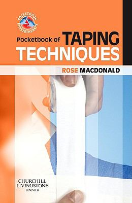 Pocketbook of Taping Techniques 9780702030277